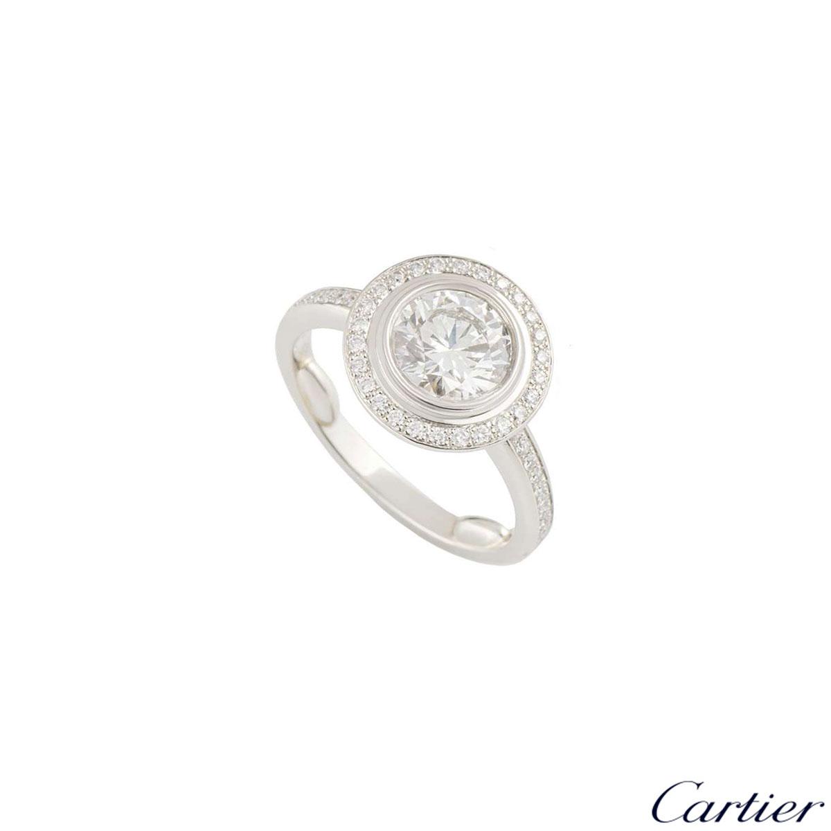 137f7c1349d Cartier d Amour. Buy   sell Pre owned Unworn Asprey