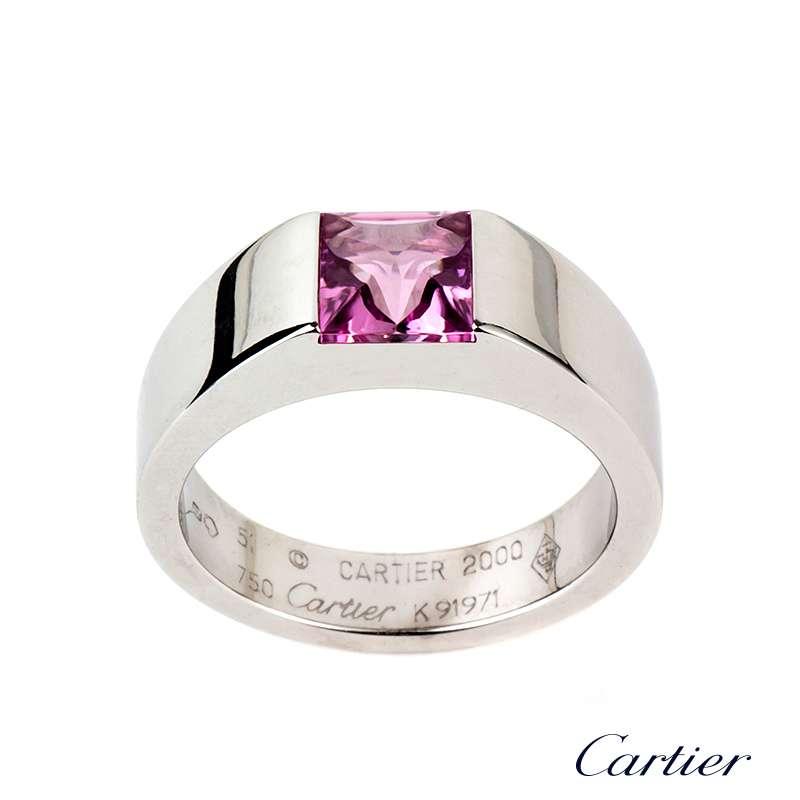 Cartier Diamond Eternity Ring