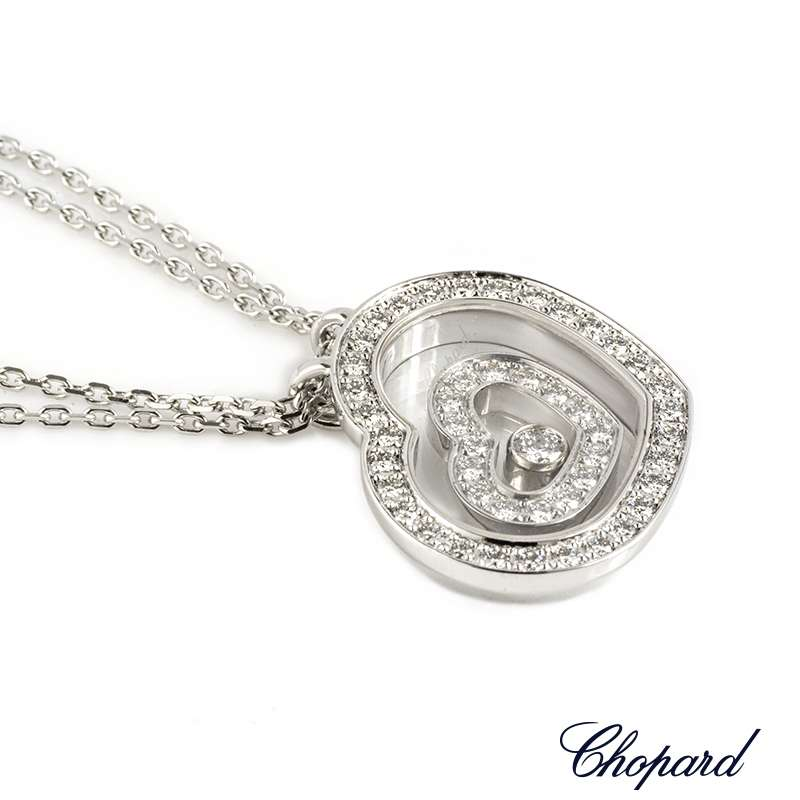 Chopard 18k white gold happy spirit pendant 7956490 20 rich chopard 18k white gold happy spirit pendant 7956490 20 mozeypictures