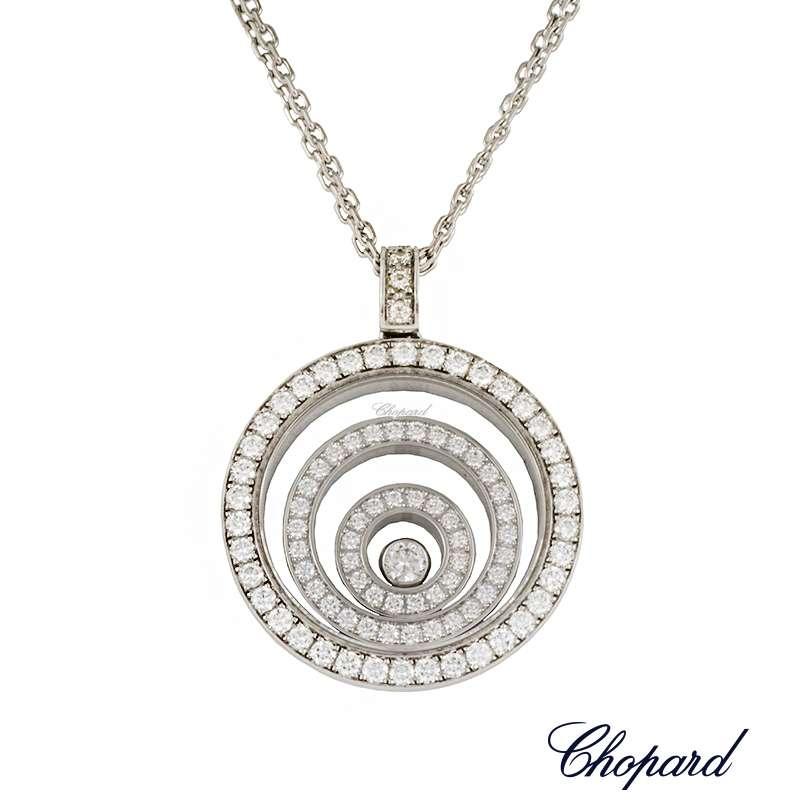 Chopard Happy Diamonds Specials Round 207230-1002 for